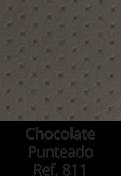 Chocolate Punteado 811
