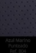 Azul Marino Punteado 804
