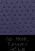 Azul Noche Punteado 808