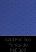 Azul Pacífico Punteado 809