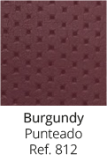 Burgundy Punteado 812