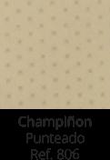Champiñón Punteado 806